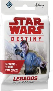 Star Wars Destiny - Legados - Booster Avulso