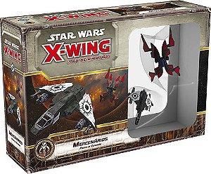 Aces - Mercenários - Expansão de Star Wars X-Wing