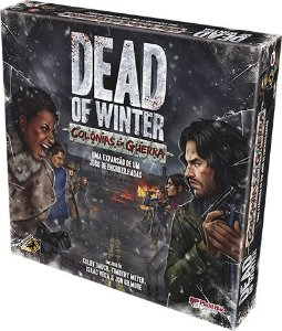 Dead of Winter: Colônias em Guerra - Expansão Dead of Winter [BLACK NOVEMBER]