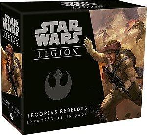 Star Wars Legion - Expansão Troopers Rebeldes