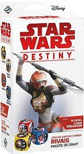 Star Wars Destiny - Rivais - Pacote de Draft
