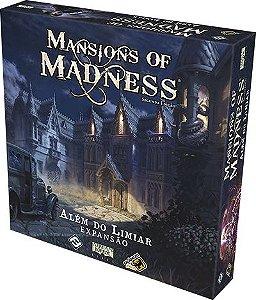 Mansions of Madness: Segunda Edição - Expansão Além do Limiar [BLACK NOVEMBER]