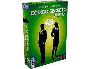 Código Secreto - Dueto (PRÉ-VENDA)