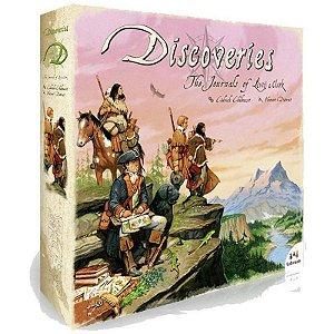 Discoveries - The Journals of Lewis & Clark (PRÉ-VENDA)