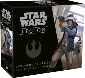 Star Wars Legion - Expansão Troopers de Frota
