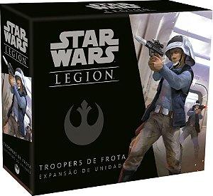 Star Wars Legion - Expansão Troopers de Frota