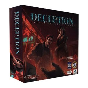 Deception: Murder In Hong Kong (PRÉ-VENDA)