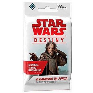 Star Wars Destiny - O Caminho da Força - Booster Avulso