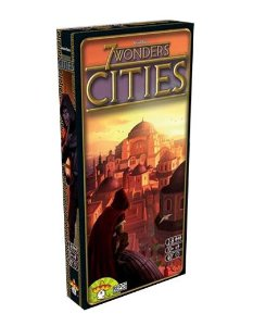 Cities - Expansão de 7 Wonders