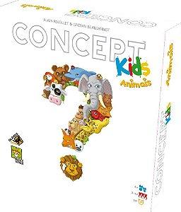 Concept Kids: Animais (PRÉ-VENDA)