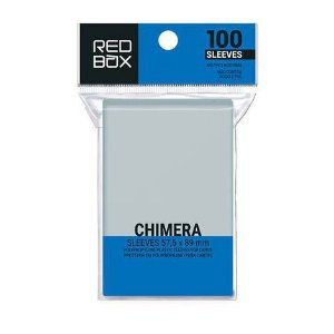 Sleeves Redbox - Chimera 57,5x89mm c/100