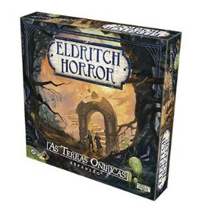 Eldritch Horror - Expansão As Terras Oníricas (PRÉ-VENDA)