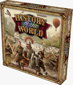 History of the World (PRÉ-VENDA)