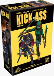 Kick-Ass: The Board Game (PRÉ-VENDA)