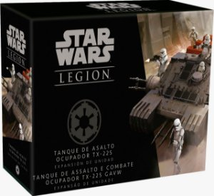 Star Wars Legion - Expansão Tanque de Assalto e Combate TX-225 GAVW