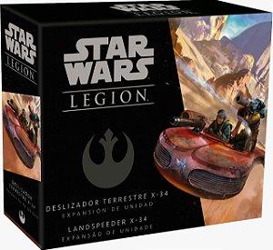 Star Wars Legion - Expansão Deslizador Terrestre X-34 (PRÉ-VENDA)