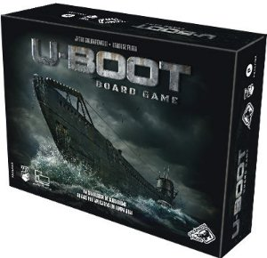 U-BOOT: Board Game (PRÉ-VENDA)