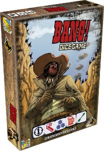 BANG! Dice Game (PRÉ-VENDA)