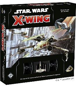Star Wars: X-Wing - Segunda Edição - Jogo Base (PRÉ-VENDA)