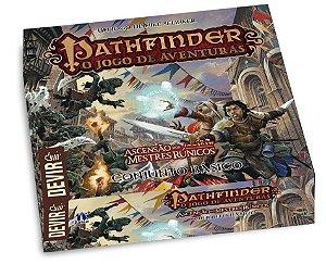 Pathfinder - Conjunto Básico - Ascensão dos Mestres Rúnicos