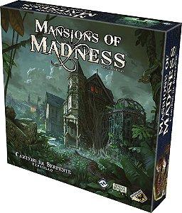 Mansions of Madness - Expansão Caminho da Serpente (PRÉ-VENDA)