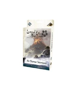 L5R - As Chamas Interiores - Ciclo Elemental