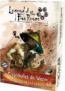 L5R - Discípulos do Vazio - Pacote de Clã Fênix