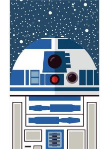 Ímã - R2-D2 - Star Wars