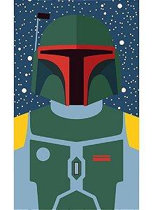 Ímã - Boba Fett - Star Wars