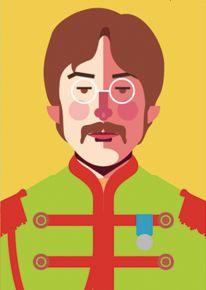 Ímã - John Lennon - Beatles