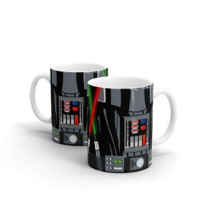 Caneca Star Wars - Darth Vader Lighsaber