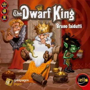 The Dwarf King