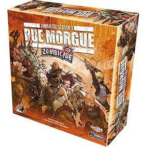Zombicide Season 3: Rue Morgue (PRÉ-VENDA)