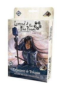 L5R - Defensores de Rokugan - Pacote de Clã Caranguejo