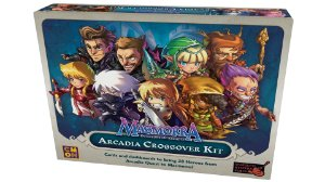 Masmorra: Arcadia Quest Crossover Kit (PRÉ-VENDA)