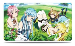 Play Mat Ultra PRO - Estampa On the Grass de Sword Art Online