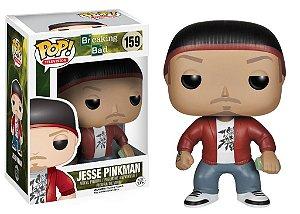 Boneco 159 - Jesse Pinkman de Breaking Bad - POP Television da Funko