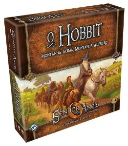 O Hobbit: Montanha Acima Montanha Adentro - Expansão de Saga de O Senhor dos Anéis: Card Game - Em Português!