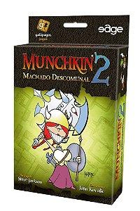 Munchkin 2 - Machado Descomunal - Expansão de Munchkin