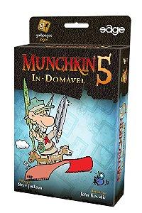 Munchkin 5 - In-Domável - Expansão de Munchkin
