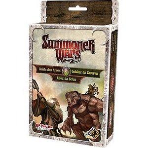 Guilda dos Anões Vs Goblins da Caverna Vs Elfos da Selva - Expansão de Summoner Wars - Em Português!