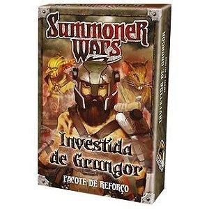 Investida de Grungor - Reforços - Expansão de Summoner Wars