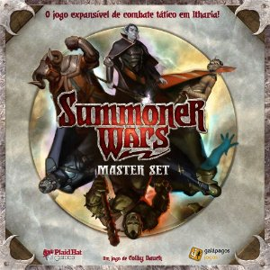 Summoner Wars: Master Set - Em Português!