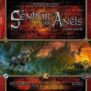 O Senhor dos Anéis: Card Game - Em Português!