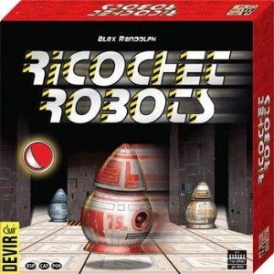 Robô Ricochete - Ricochet Robots - Em Português!