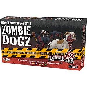 Zombie Dogz - Expansão de Zombicide - Em Português!