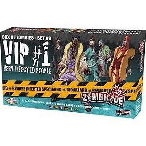 V.I.P. #1 - Expansão de Zombicide