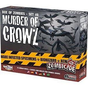 Murder of Crowz - Expansão de Zombicide - Em Português!