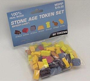 Tokens para Stone Age - Mayday