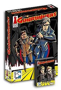 Gunrunners + Expansão Homens de Preto - Em Português!
